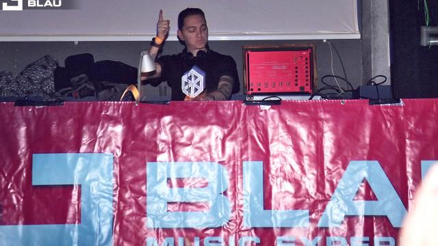 Sagitarius Party en Blau Club. 05/12/13