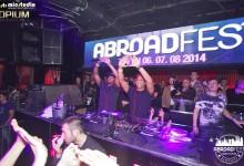 Abroadfest con Glowinthedark 07/03/14