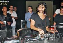 R3hab en Opium Barcelona. 11/09/13
