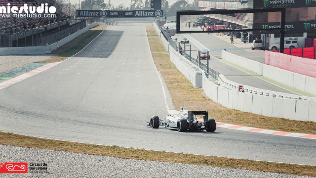 Formula One Test Days 23/02/2016