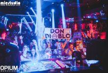 Don Diablo Wedjs OPIUM 22/08/2018